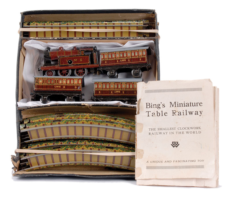 File:Bing Clockwork Table Top Train Set